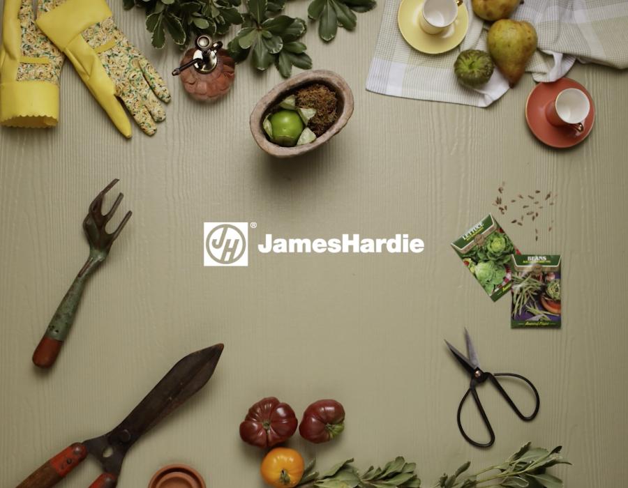 """James Hardie """"Spring Moodboard"""""""